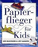 Papierflieger fuer Kids