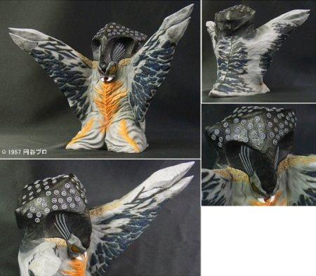 大怪獣シリーズ ウルトラセブン編 宇宙鳥人アイロス星人