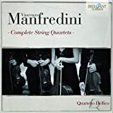 Manfredini: Complete String Qu