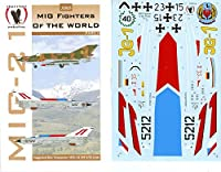 Eagle Strike Decals 1: 32MiG Fighters of the世界Part II # 32033