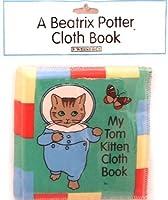 My Tom Kitten Cloth Book (Beatrix Potter Cloth Book)