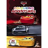 Cars: Colouring Adventures (Disney-Pixar)