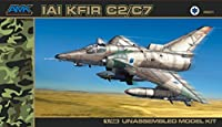 アバンギャルドモデル 1/48 IAI クフィル C2/C7 プラモデル