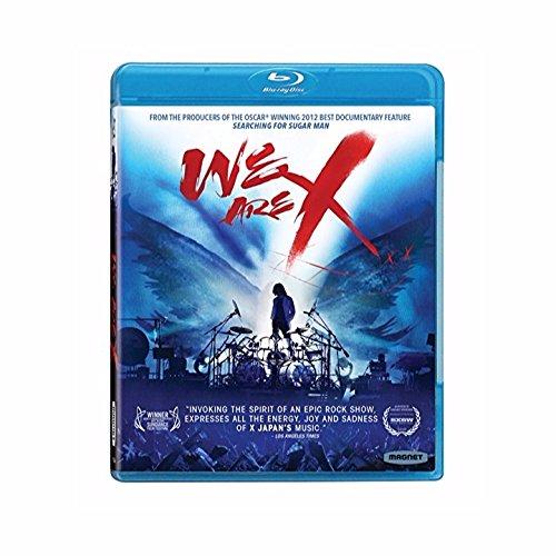 WE ARE X US版Blu-ray X JAPANのドキ...