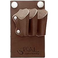 Steal (スティール) ケース CUSTOMホルダー (Dブラウン) stc0095