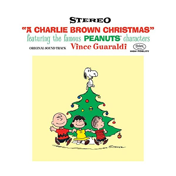 A CHARLIE BROWN CHRISTMA...の商品画像