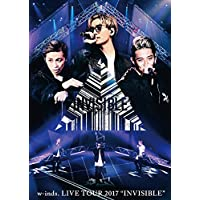 "w-inds. LIVE TOUR 2017 ""INVISIBLE""通常盤DVD"
