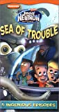 Adventures of Jimmy Neutron: Sea of Trouble [VHS] [Import]