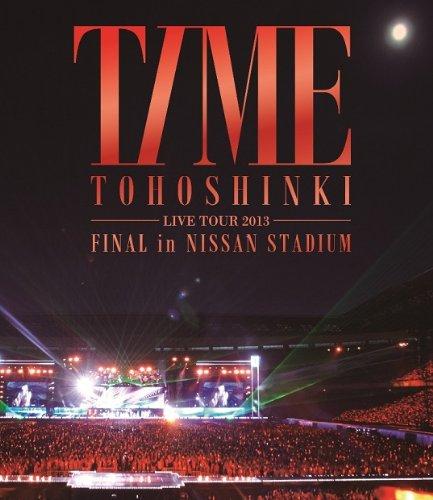 東方神起 LIVE TOUR 2013 ~TIME~ FINAL in NISSAN STADIUM [Blu-ray]