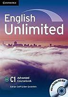 English Unlimited Advanced Coursebook with e-Portfolio