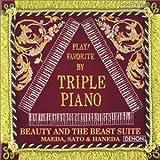 トリプル・ピアノ2《ジャズ編》前田憲男,佐藤充彦,羽田健太郎 画像