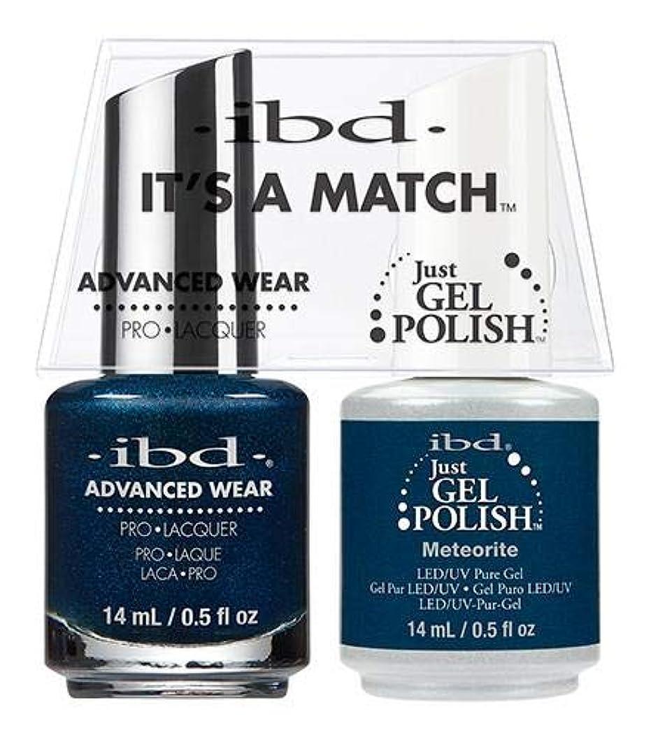 登録招待想像力IBD Advanced Wear -