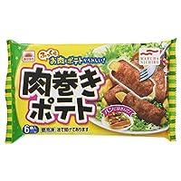 [冷凍] マルハニチロ 肉巻きポテト 6個入