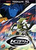 Igpx 3: Toonami Edition [DVD] [Import]