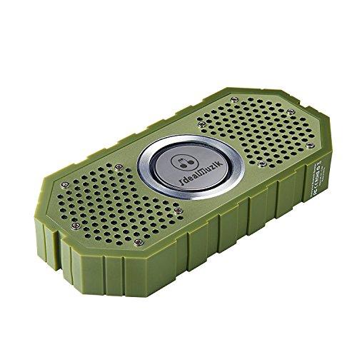 Kuli ワイヤレスポータブルスピーカー Bluetooth対応/防水