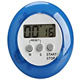 Topshopテつョ Digital Kitchen Countdown Timer for Cooking Soup Meat Sports Games (Blue) by Top Shop