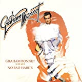 Graham Bonnet No Bad Habitsを試聴する