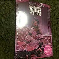 品 安室奈美恵 NAMID AMURO ARCHIVES vol.1 LEGEND 秘蔵写真満載