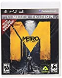 Metro Last Light Limited Edition (輸入版:北米) - PS3