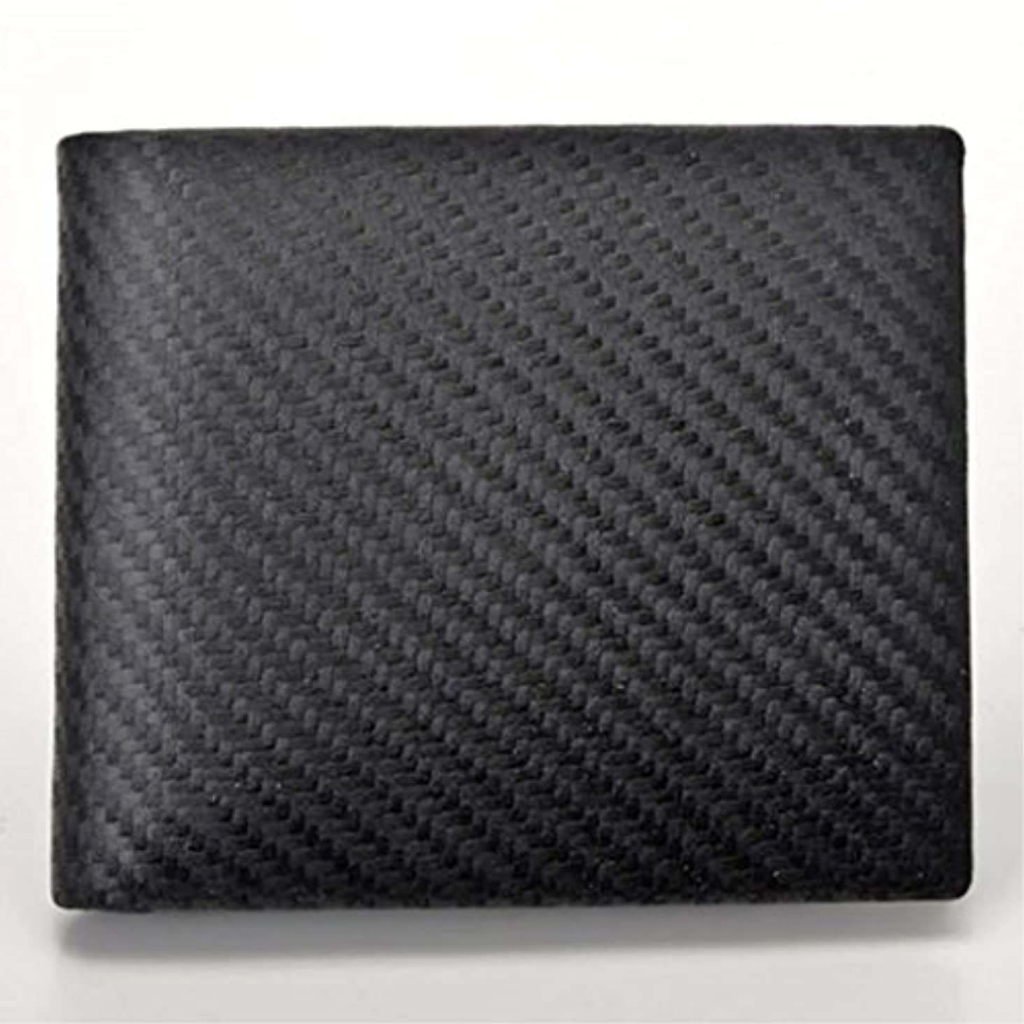 クラシカル感謝しているパトロンダンヒル L2H232A CHASSIS グレーブラック 二つ折り財布 [並行輸入品]