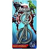Marvel Pewter Key Ring Avengers Logo