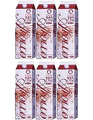 バーモント酢 アポロ1800ml 6本セット