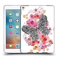 オフィシャル Monika Strigel バタフライ アニマル&フラワーズ iPad Pro 9.7 (2016) 専用ソフトジェルケース