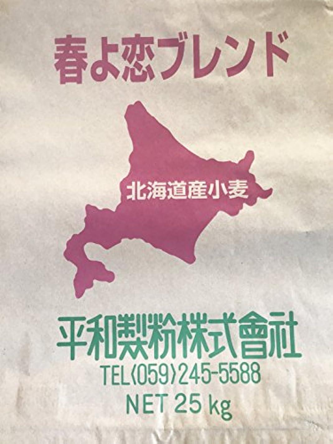 アテンダントプロットチョコレート春よ恋ブレンド 25kg