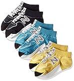 ニューバランス キッズ (ニューバランス)New Balance(ニューバランス) キッズ ソックス 3Pパック JASL7771 3Pソックスボーイズシューズ