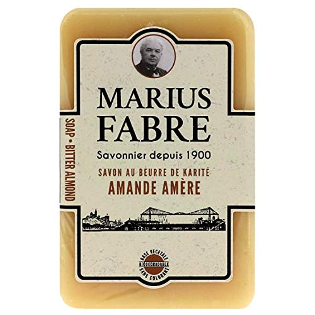 大きなスケールで見ると無傷不正直サボンドマルセイユ 1900 ビターアーモンド 250g