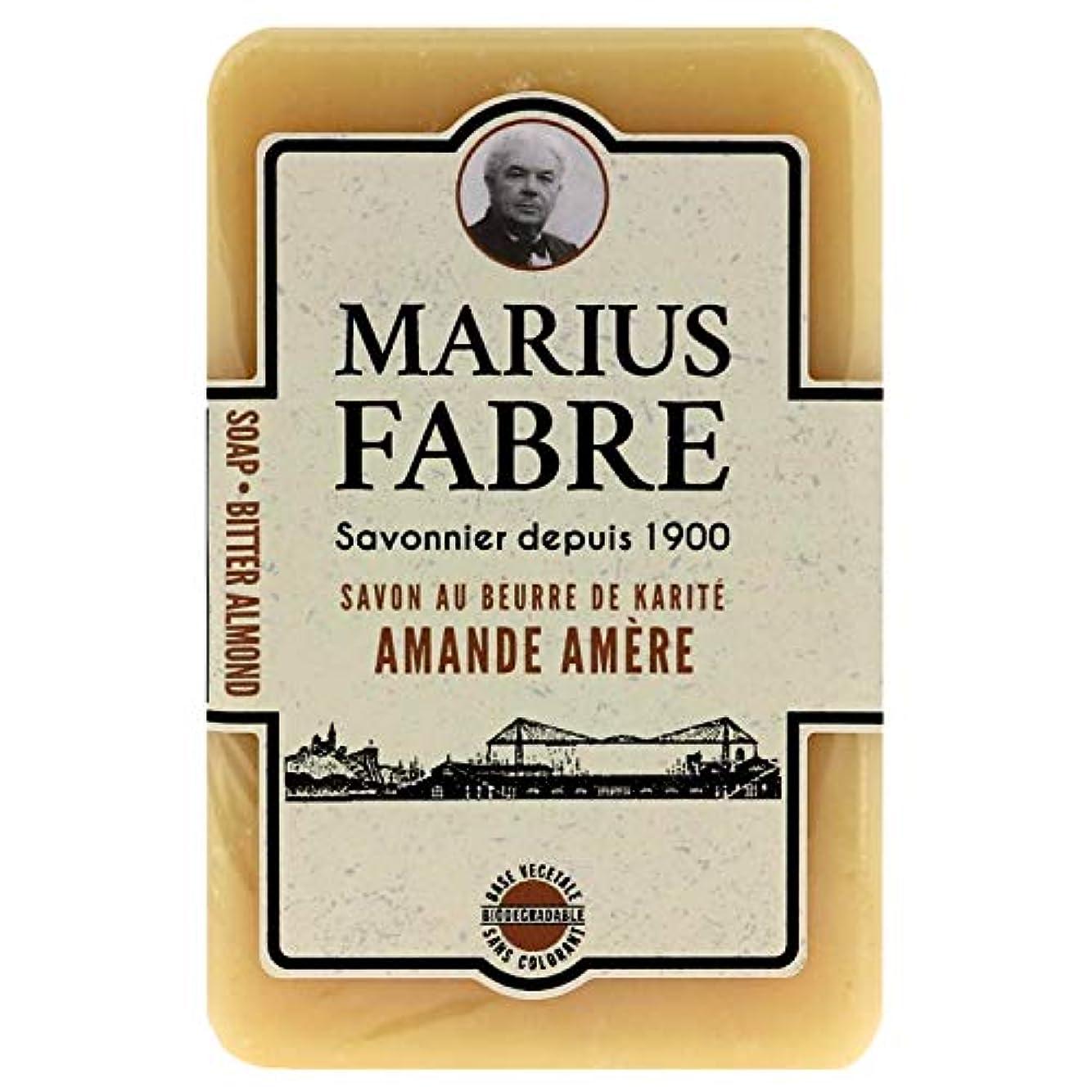 出血バリア重大サボンドマルセイユ 1900 ビターアーモンド 250g