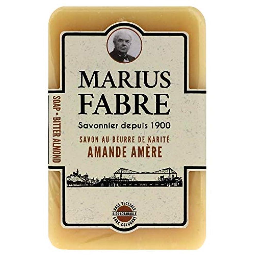 クラッシュメロディー統治可能サボンドマルセイユ 1900 ビターアーモンド 250g
