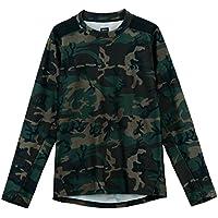 ダイワ ロングスリーブ ラッシュガードシャツ DE-6007