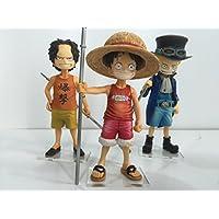 ワンピース DXフィギュア~THE GRANDLINE CHILDREN~ ルフィ・エース・サボ 悪童三人衆セット