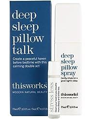 これは、ピロートークの作品 (This Works) (x2) - This Works Pillow Talk (Pack of 2) [並行輸入品]
