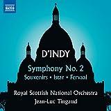 ヴァンサン・ダンディ:交響曲 第2番 思い出 他