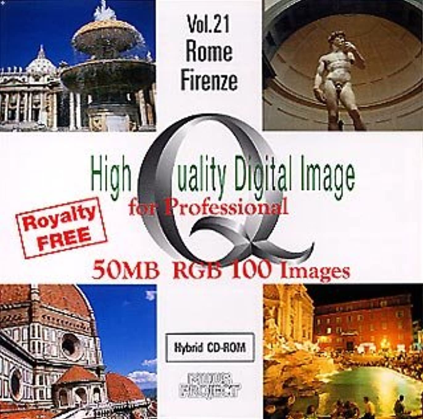 遠え推進力ミンチHigh Quality Digital Image for Professional Vol.21 Rome Firenze