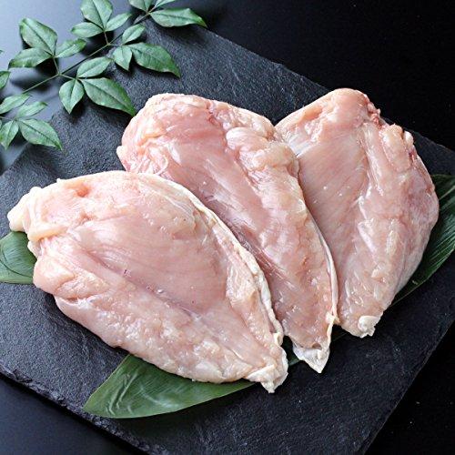 【 冷凍 鶏肉 】 水郷どり 胸肉 2キロ 業務用(1kg×2袋)【冷凍限定 冷蔵商品と同梱不可】