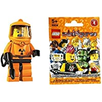 レゴ(LEGO) ミニフィギュア シリーズ4 危険物処理班 (Minifigure Series4) 8804-13