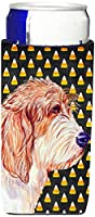 プチバセットグリフォンヴェンディンキャンディコーンハロウィン肖像画ウルトラビバレッジスリム缶用インシュレーターLH9047MUK