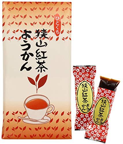mita 紅茶ようかん 8個入 / 袋 ( 紅茶羊羹 ) ひとくちようかん ・ 一口ようかん ミニようかん