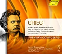 Grieg: Orchestral Works / Piano Concerto by Garrick Ohlsson (2012-04-24)