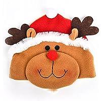 SUJESI サンタ帽子 クリスマス サンタ 帽子 サンタクロース クリスマスサンタ クリスマスコスプレ コスチューム用小物 クリスマス用 パーティー イベント 小道具 仮装 コスプレ コスチューム 飾り 子供用
