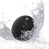 TaoTronics Bluetooth ワイヤレス スピーカー IPX7 防水 12+18ヶ月品質保証 高音質 大音量 技適認証&PSE認証取得 ハンズフリー対応・iPhone・スマートフォン対応 車載/パーティー/お風呂場用