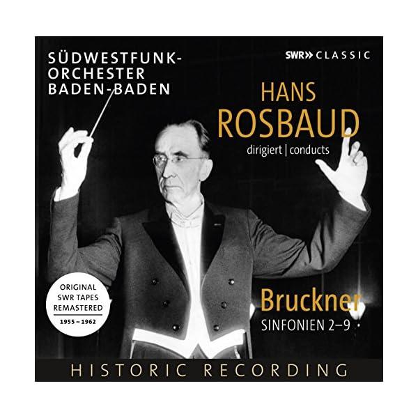 ブルックナー:交響曲選集[8枚組]の商品画像