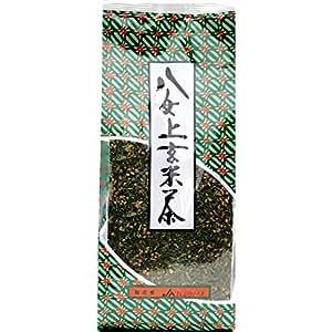 八女 上玄米茶 ( 玄米茶 ) 200g JAふくおか八女
