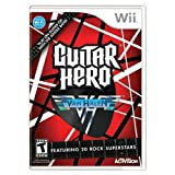 New Activision Blizzard Guitar Hero Van Halen Entertainment Wii 19 Hand-Picked Guest Acts by Activision [並行輸入品]
