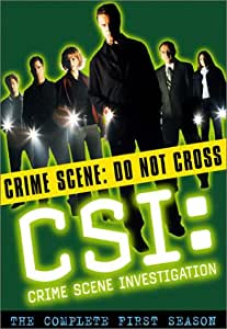 Csi: Complete First Season [DVD] [Import]