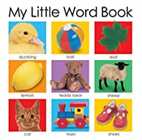 My Little Word Book (Board Book)