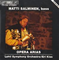バスのアリアを歌う (Matti Salminen, bass: Opera Arias)  [Import]